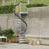 Bois Paul André - Escaliers extérieurs