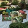 Bois Paul André - Bacs à fleurs